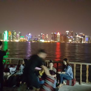 Activities on the Dhow cruise