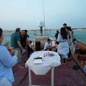 Dhow cruise 20
