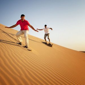 Experience Sand boarding Tour