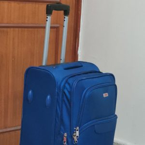 Guest luggage handling procedure