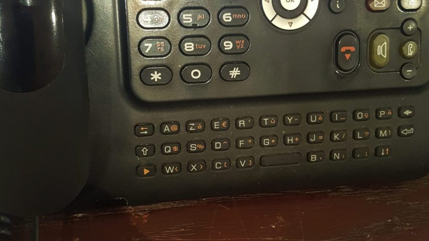 Telephone Operator skills
