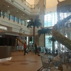 Doha city center mall