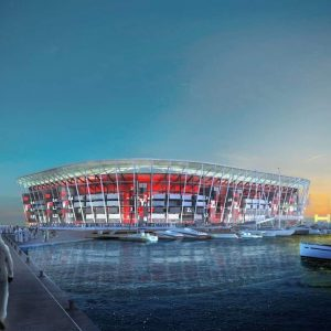 FIFA WORLD CUP STADIUM 2022