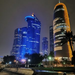 Doha skyline tours