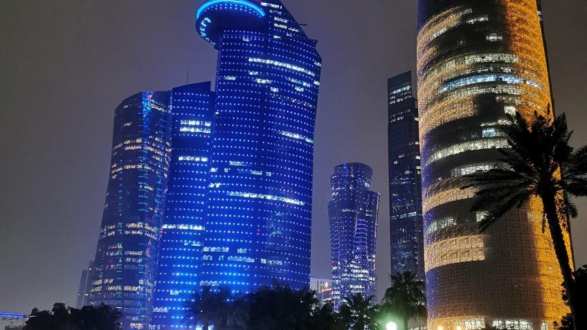 Doha skyline tours