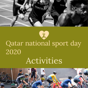 Qatar national sport day